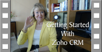 Getting Started with Zoho CRM